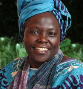 Wangari Maathai